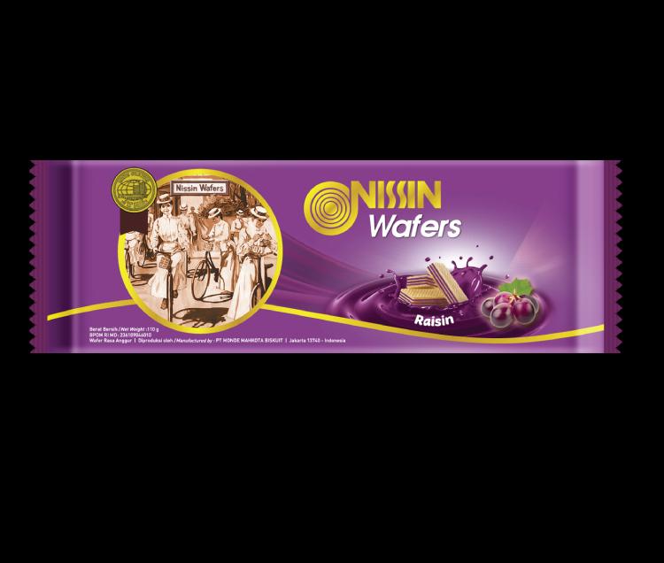 Nissin Wafers 110 gr