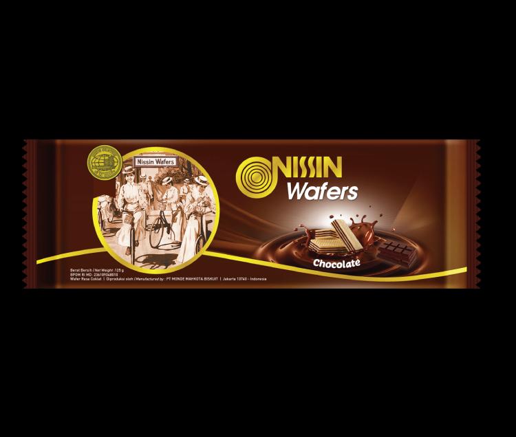 Nissin Wafers 125 gr