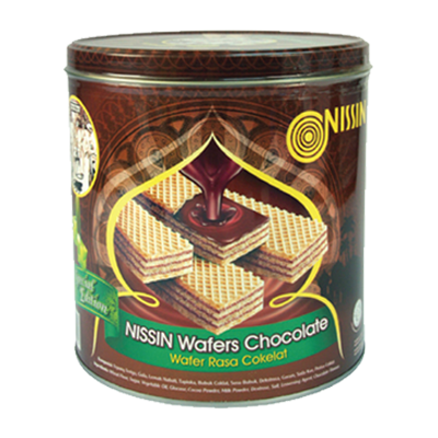 Nissin Wafers Tin Special Edition 330 gr