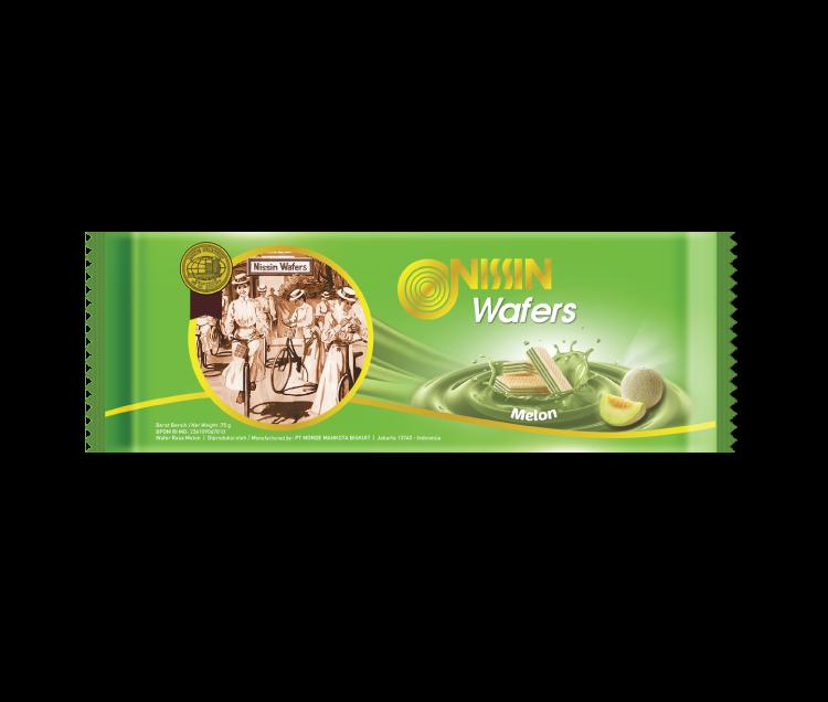 Nissin Wafers 75 gr